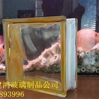建鸿玻璃出售空心玻璃砖 价格多少  广州哪里有卖