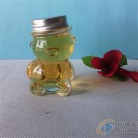 75毫升可愛小熊玻璃瓶