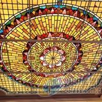 彩色玻璃穹顶