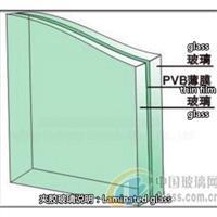 夹胶玻璃图片说明