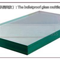 防弹玻璃(多层夹胶)