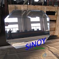 青岛厂家供应磨斜边镜子车边镜