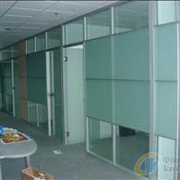 现货供应86款固定玻璃隔断型材