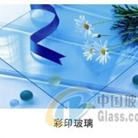 供应沙河金捷彩印玻璃