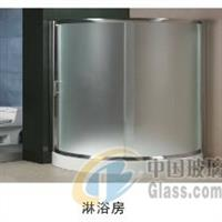 供應沙河淋浴房鋼化玻璃
