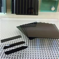 0.8mm手机专用黑色玻璃