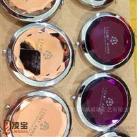 湖南图案logo化妆镜贴片