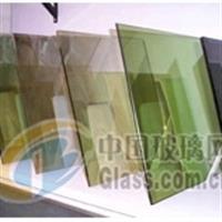 高性能熱反射玻璃