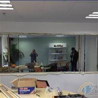 審訊 辨認 監控 觀察室單向/單反鏡面透過玻璃