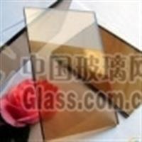 10mm茶色钢化玻璃