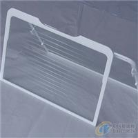 热销2-10mm冰箱玻璃搁板