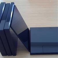5-12mm黑色家具玻璃