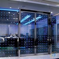 智能LED发光玻璃