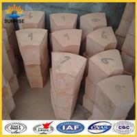 玻璃窑炉用轻质粘土保温砖