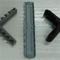 高頻焊鋁隔條連接件