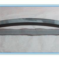 惠州天峰—黑色弯钢化玻璃