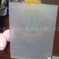 优质喷砂磨砂玻璃