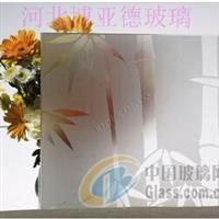 裝飾玻璃-豎竹