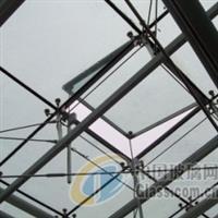 福州高空玻璃安装 玻璃隔断