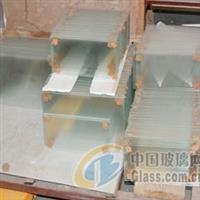 3-19mm超白钢化玻璃片