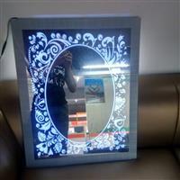 【酒店广告镜】单反镜广告机专用镜子