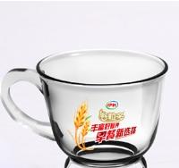 武汉采购-燕麦牛奶玻璃杯