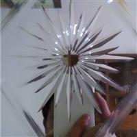 家具玻璃车花