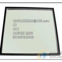 19mm優質節能門窗中空玻璃