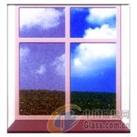 5mm厚窗用自洁净玻璃