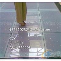 30mm(夾層)超白玻璃樓板