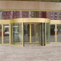 旋轉玻璃門 安裝自動旋轉門廠家