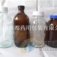 泊頭林都現貨供應500ml模制藥用玻璃瓶