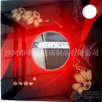 廠家直銷火鍋桌面—金宸鋼化
