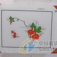 钢化玻璃家电面板油墨