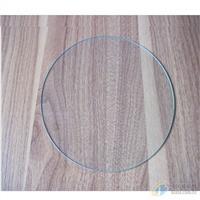 超白圆形玻璃尺寸土可定做