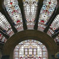 无锡教堂寺庙玻璃