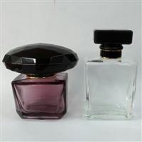 生产火热售卖广州金格玻璃香水瓶