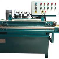 JDSM12三磨头磨边机专用于橱柜门、晶钢门加工