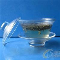 开发订做玻璃碗,雕花玻璃碗