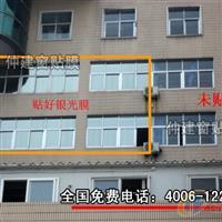 济南玻璃工程贴膜济南建筑膜
