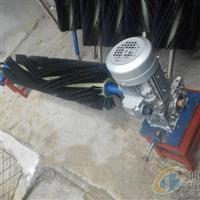 电动滚刷式皮带机清扫器