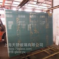丝印玻璃/装饰玻璃/办公室隔断