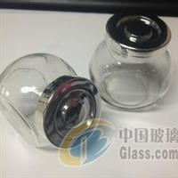 开发生产玻璃罐,玻璃储物罐