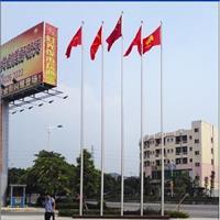 广州不锈钢旗杆酒店旗杆定制专家