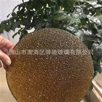 【骅驰】厂家直销压花特色玻璃