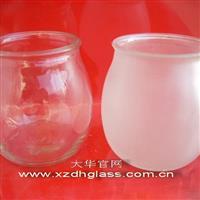 生產直供玻璃燭杯玻璃燭罐
