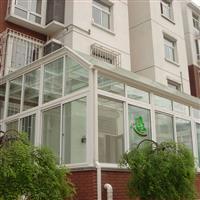 西安玻璃阳光房制作厂家价格