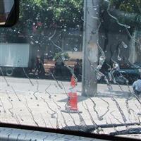 防污减反射玻璃