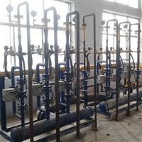 天然气料道燃烧系统