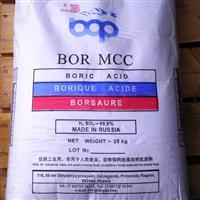 俄羅斯硼酸